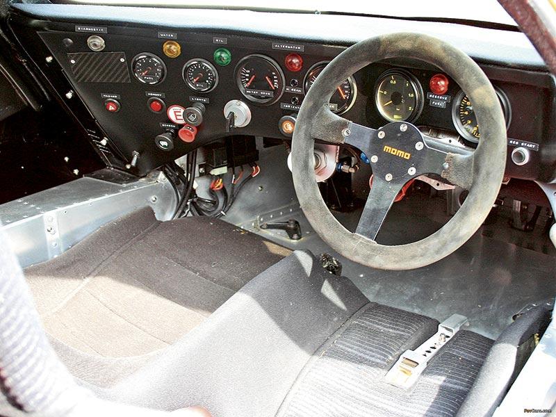 Peter Brock Le Mans Porsche