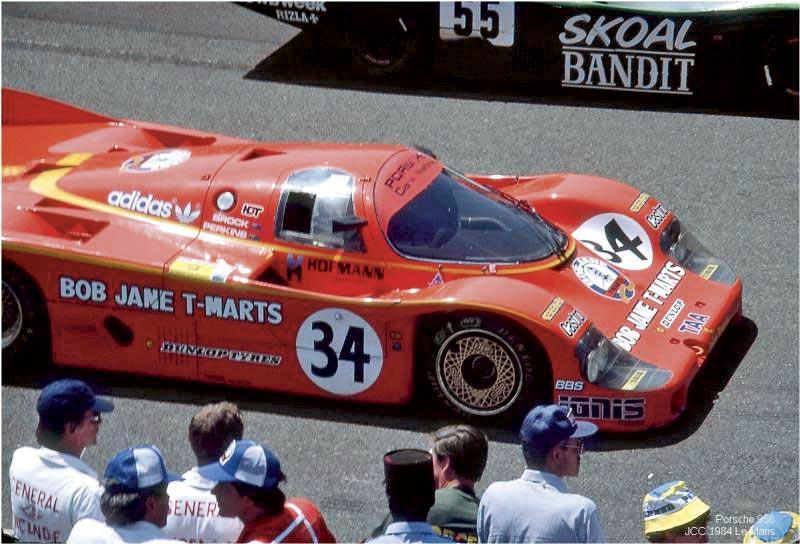 Brock Le Mans Track 2