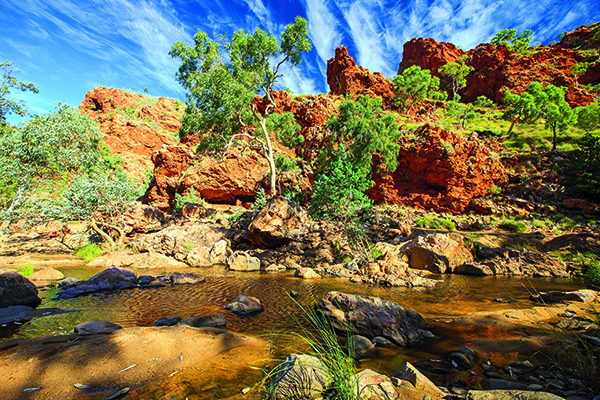 West Mac Donnell Ranges NT