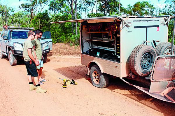 Vehicle Components RAT Run 3