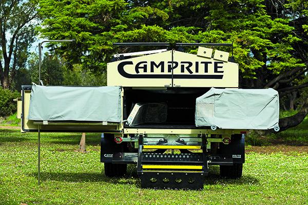 Camprite Campers TX6 MKII