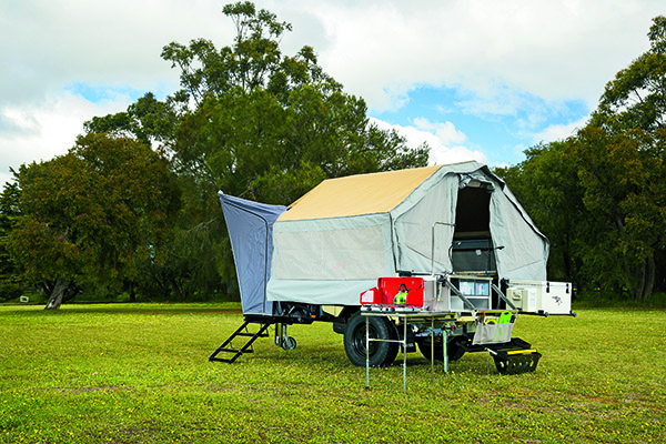 Camprite Campers TX6 MKII 1