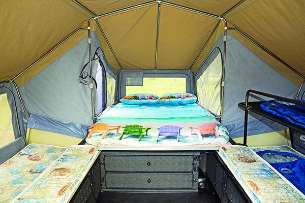 Camprite Campers TX6 MKII 2