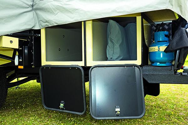 Camprite Campers TX6 MKII 4