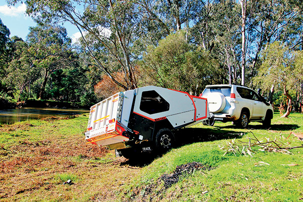 Track Trailer Tvan Mk 4 Murranji