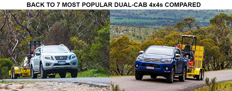 Dual cab 4x4 ute reviews