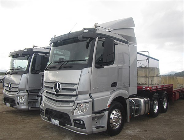 Mercedes -Benz -Actros ,-Review ,-NT,-Daimler ,-Steve -Brooks ,-Owner Driver6