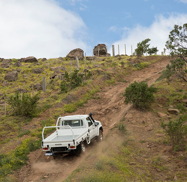 Toyota -Landcruiser ,-Launch ,-Review ,-Matt -Wood ,-70-Series ,-Trade Trucks3