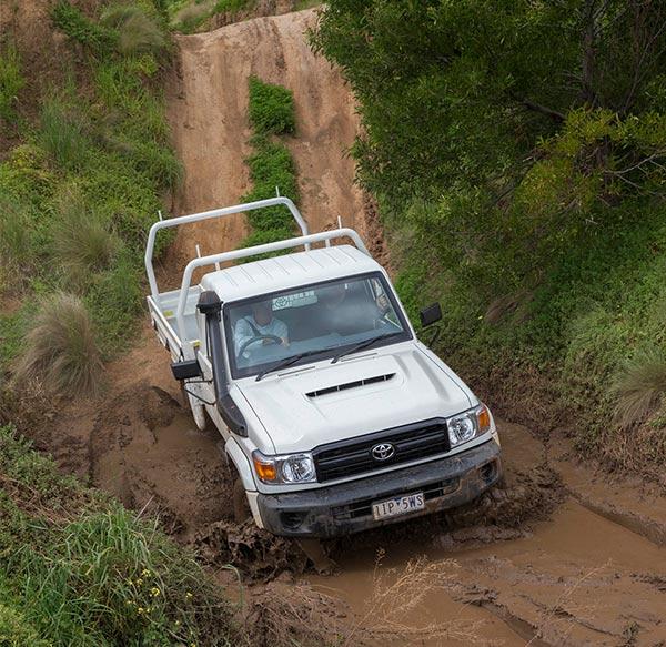 Toyota -Landcruiser ,-Launch ,-Review ,-Matt -Wood ,-70-Series ,-Trade Trucks2