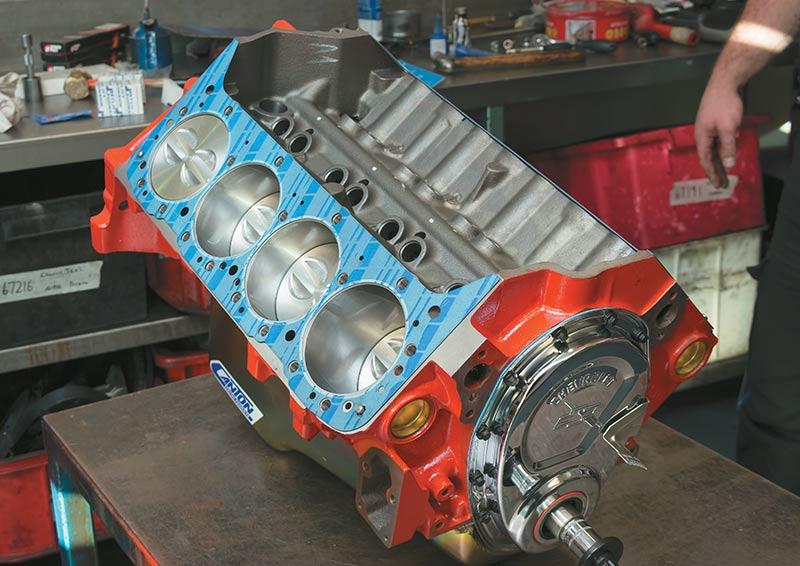 Engine -resto -5