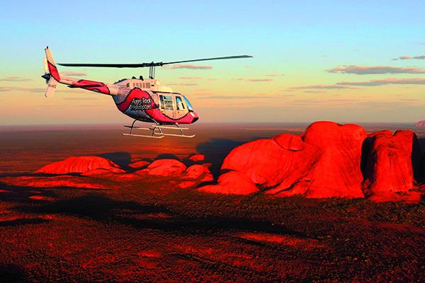 Uluru -Kata Tjuta National Park