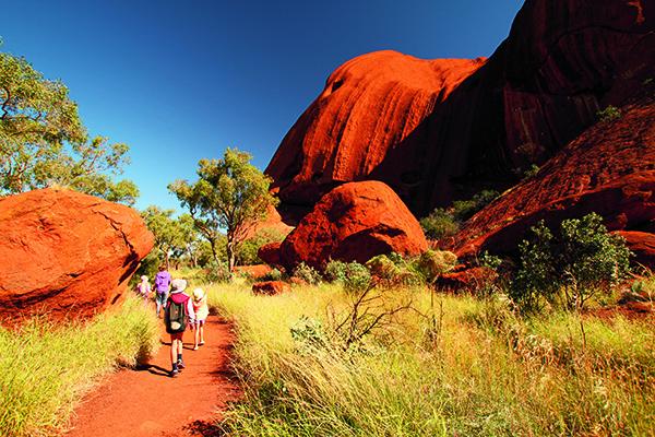 Uluru -Kata Tjuta National Park 3