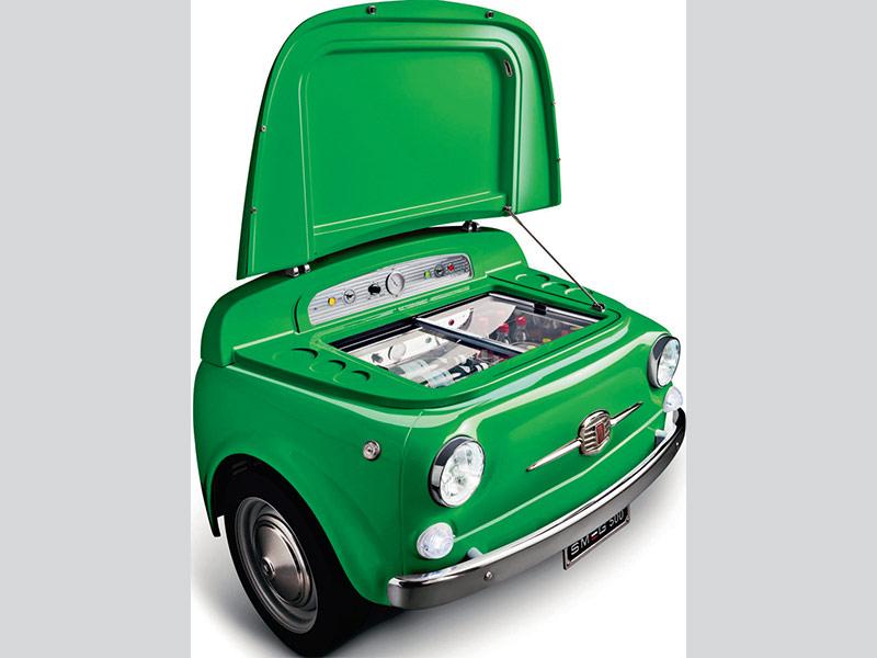 Fiat -500-fridge