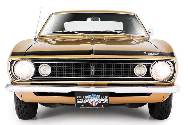 Chevrolet -camaro -front