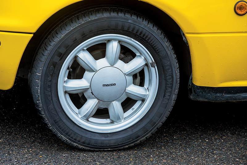 Mazda -mx 5-wheel