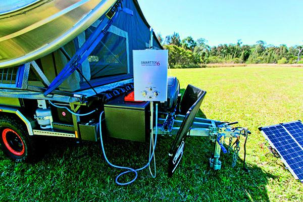 Smarttek 6 - Camper