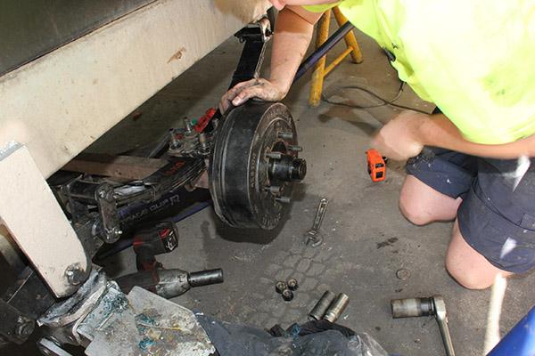 Mechanical Updates For Your Caravan