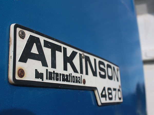 Atkinson ,-International ,-Classic -Truck ,-Wood ,-OWD2