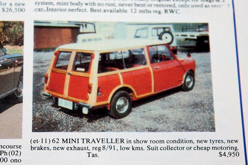 Mini -traveller