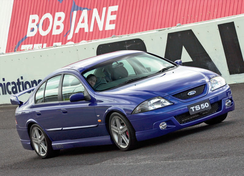 Ford -falcon -au -ts 50