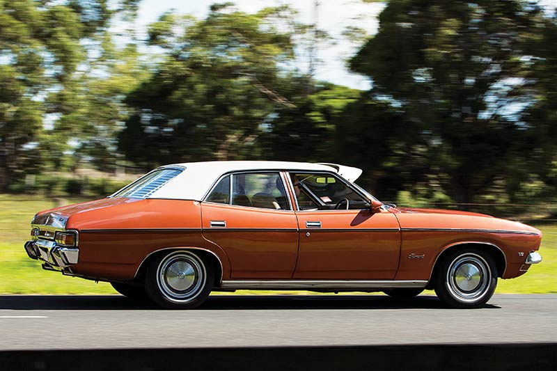 Ford -falcon -onroad