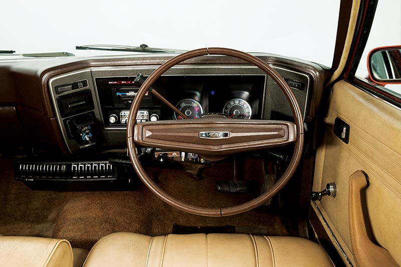 Ford -falcon -xb -interior -dash