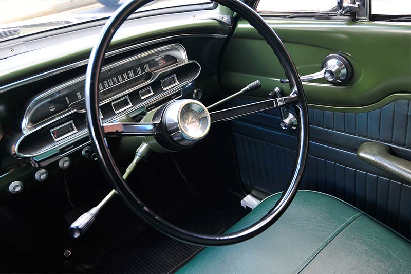 Ford -falcon -xp -army -ute -interior -dash