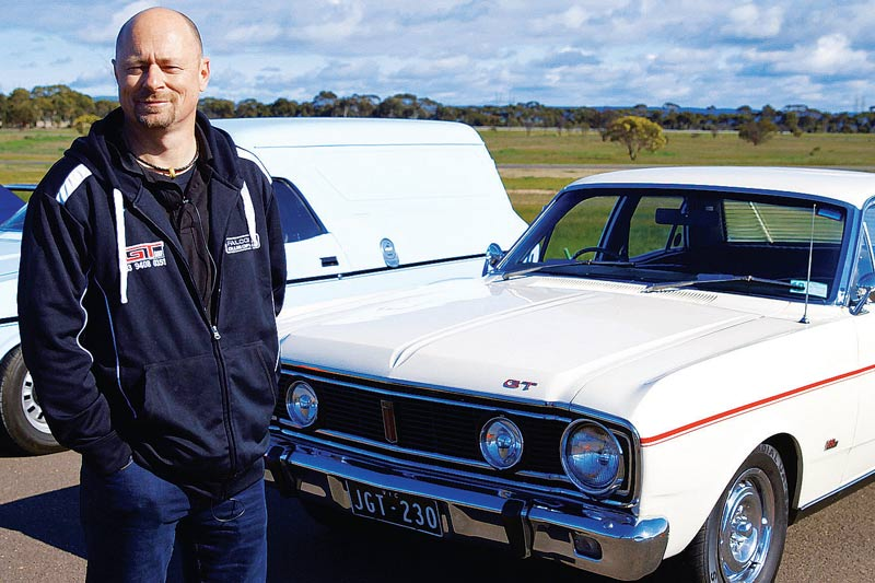 Ford -falcon -gt -rodney -hall