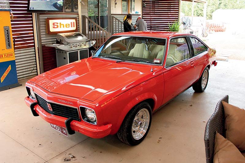 Holden -torana -hatch -front