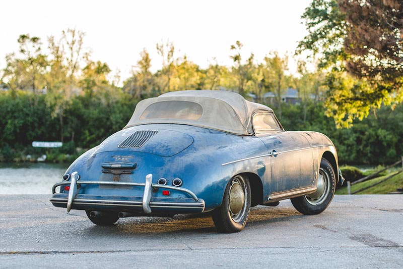 Barn -find -porsche -boxer -rear
