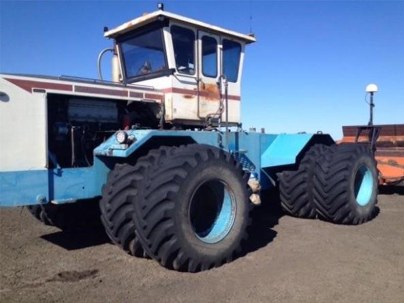 baldwin dp600 tractor