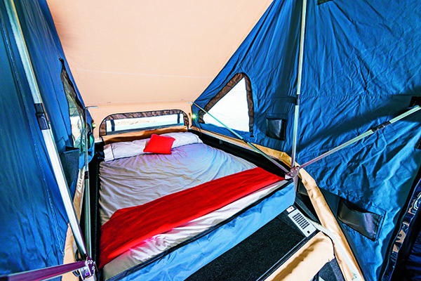 Complete Campsite Fraser XTE 2
