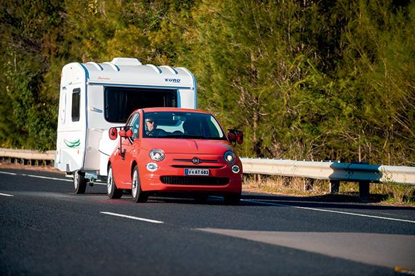 Minirig Test Fiat 500 Euro Sunseeker
