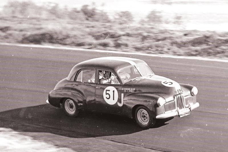Holden -fx -racer