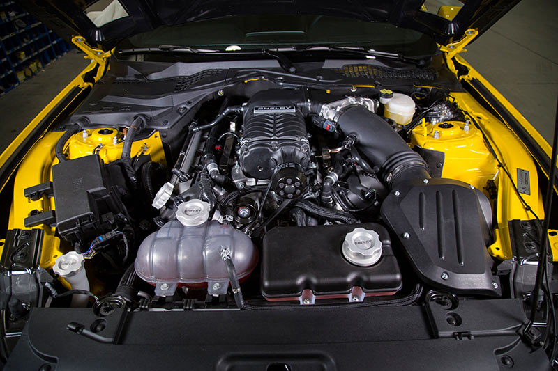 2015-mustang -engine