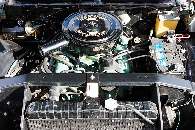 Buick -engine -bay -2