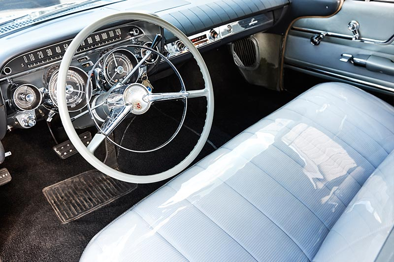 Buick -interior