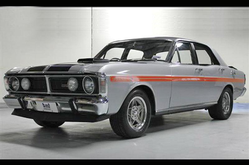 Ford -falcon -xy