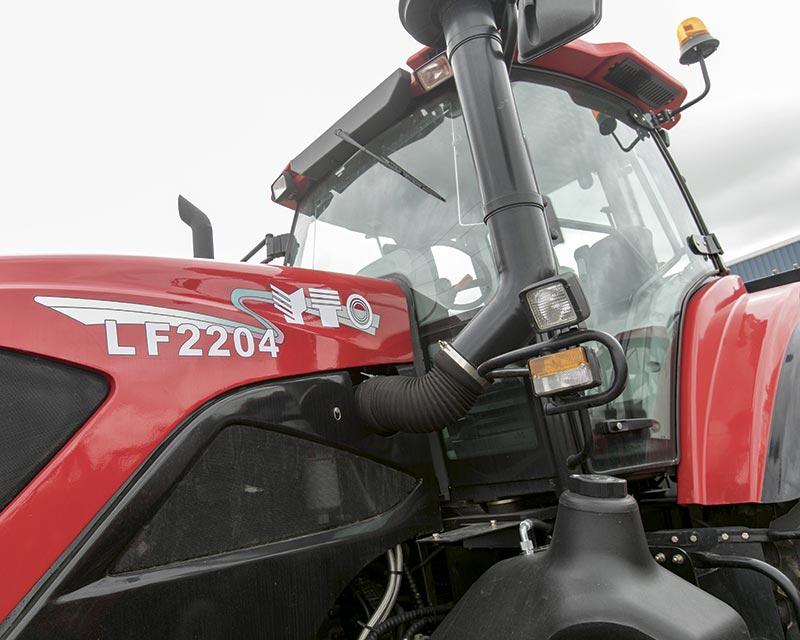 YTO LF2204