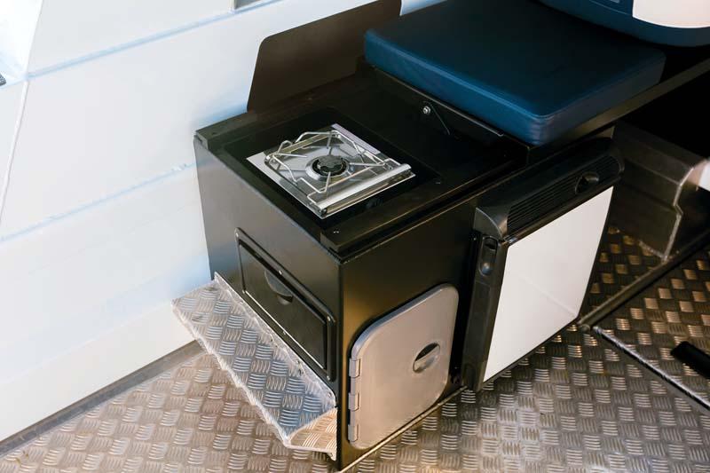 Storage box on Stabicraft 2400