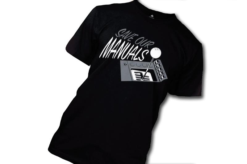 Manuals -tshirt