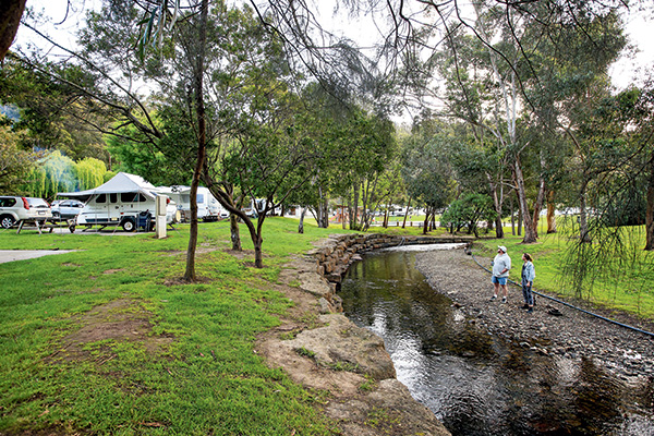 BIG-4-Wye -River -Holiday -Park -9