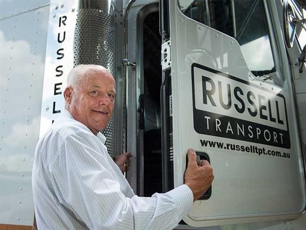 Russell ,-Transport ,-ATN2