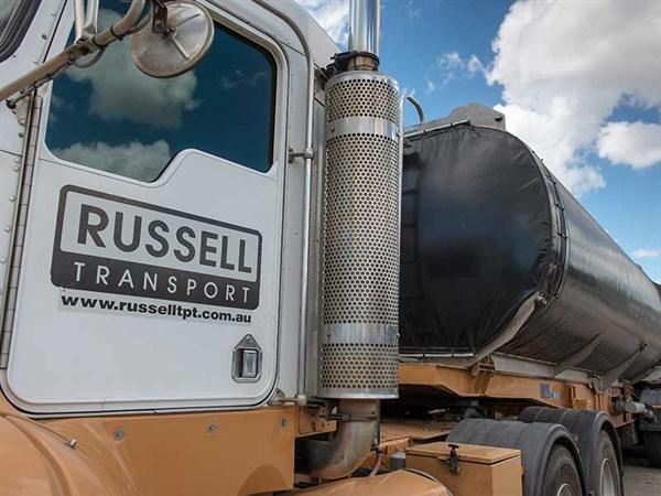 Russell ,-Transport ,-ATN3