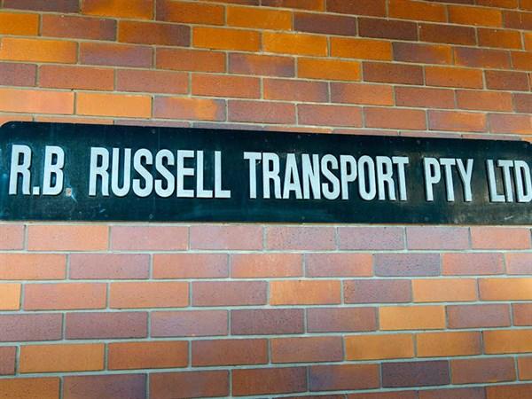 Russell ,-Transport ,-ATN4