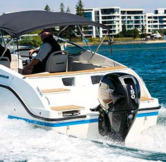 Mercury 150 four stroke outboard motor