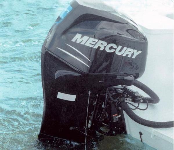 Mercury Verado 175 hp outboard motor