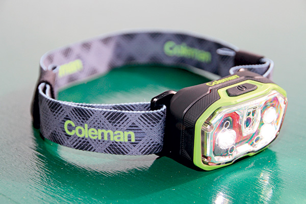 Product -Test -Coleman -Headlamp