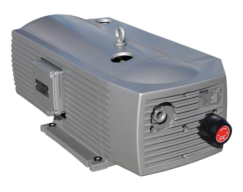 Becker DT 4.40K rotary vane air compressor