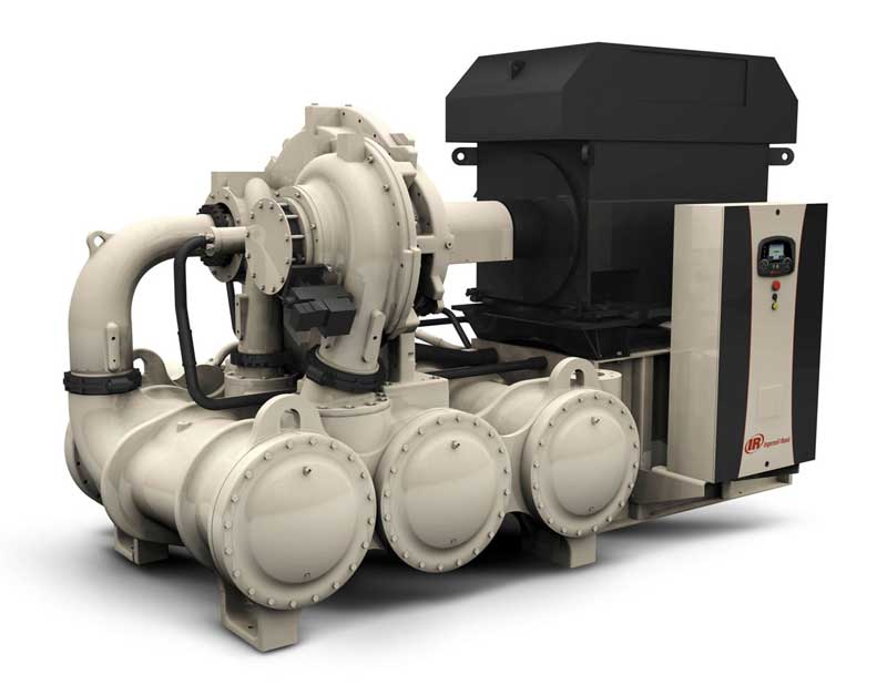Ingersoll Rand C1000 centrifugal compressor